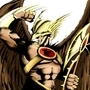 The Savage Hawkman by SteveFeane