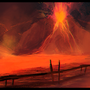 Volcanic shaman by WiZBiN-Yoshi-1