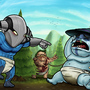 Dota 2 FAILS! by Jazza