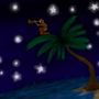 Noche's Palm Tree by TheInfamousMrLinder
