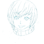 Chie Satonaka Sketch by joshl92