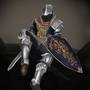 Knight Oscar Study by ChristofferN
