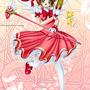 Sakura Kinomoto by clayscence