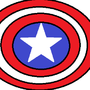 Captain Americas Shield by LARRYBOY01