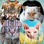 Purrrfect Cat Shirts by yellowbouncyball