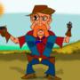 Doubting cowboy by hreyas