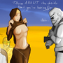 If Obi-Wan was a women... by ehix