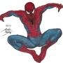the amazing spider man by Joshuazombieye