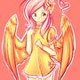 Fluttershy by Lacryel