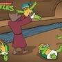 Toddler Mutant Ninja Turtles by CroMagg