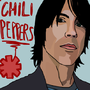 Anthony Kiedis by PinkleDadandy