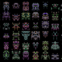 Procedural Mutants by Dungeonsketch