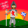 Sir William Wallace by CosmicKitteh