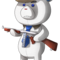 My Teddy Bear is a Mafioso