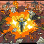 J. Rocketfingers 3: Explosion by vastcool