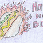 hot diggity dog! by Allisawn