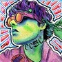 Gerard Way Twitter icon by HandInACupcake