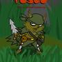 Tusco, Yordle Bush Commando by Garuhn