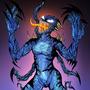 Symbiote - Nerium by Halochief89