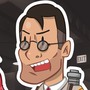TF2 Medic Cartoon by PabloFiorentino