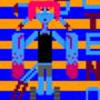 8-bit Cteno by Gawayno