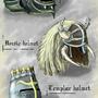 Helmets by madstah
