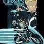 tiriti TRON tron treiro by yonmacklein
