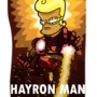 HayRonMan by yonmacklein