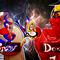 Cock Fight; Purgy VS. Devina