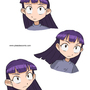 Character mock-ups by Pleiades13