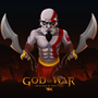 God of War by iMattyJay