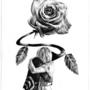 Rose by jcarignan443