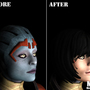 Mass Effect Character Remake 7 by SScollab
