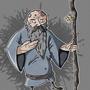 Old Dwarf by Gamegrunt