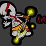 Kratos by SirWilliamIII