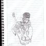 Jimi Hendrix by mrkaboom12