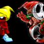 2 shyguys by TwistedGrim