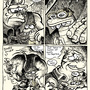 Real Gone Gator Pg 20 by JWBalsley
