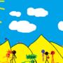 desert battle V2 by mjflaherty468