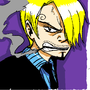 Sanji by RocketHorse