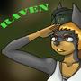 Raven Thomson by zody77