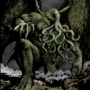 Cthulhu Rising From The Ocean by radioactiveroach