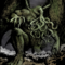 Cthulhu Rising From The Ocean