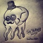 Sir Skulltopus by Hoen
