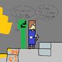 Minecraft Fail by mymax