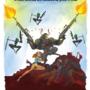 Killgore Movie Poster by meridianisdead