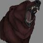 Fierce Roaring Bear by ZeeMint
