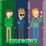 eddsworld by CosmicKitteh