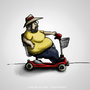 Old Man Cruising by TomislavArtz