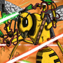 Hornet Wars by kalabor106